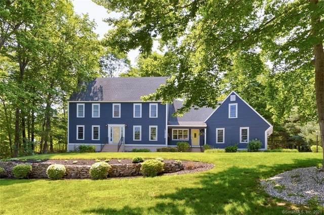 56 Harvest Wood Road, Middlefield, CT 06481 (MLS #170401904) :: Spectrum Real Estate Consultants
