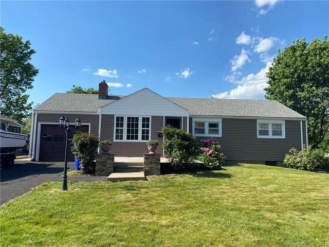 33 Oxford Street, Wethersfield, CT 06109 (MLS #170402095) :: Hergenrother Realty Group Connecticut