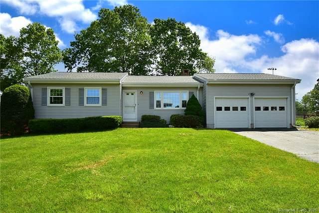 16 Kevin Drive, Vernon, CT 06066 (MLS #170402110) :: Spectrum Real Estate Consultants