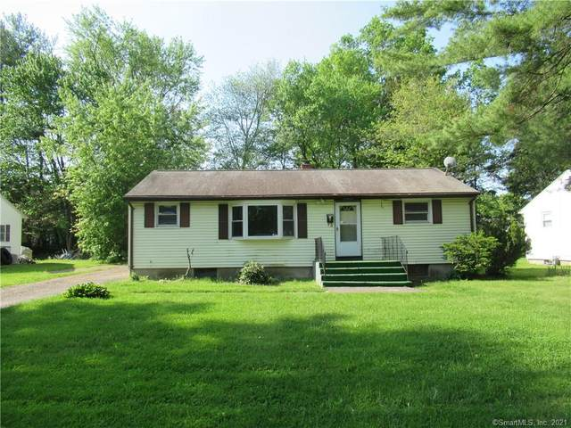 22 Louis Drive, Bloomfield, CT 06002 (MLS #170402230) :: NRG Real Estate Services, Inc.
