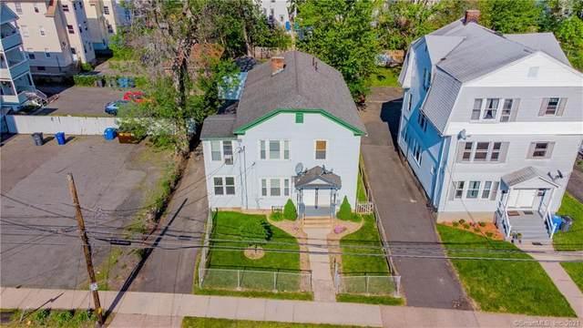 578 Hillside Avenue, Hartford, CT 06106 (MLS #170402275) :: Anytime Realty