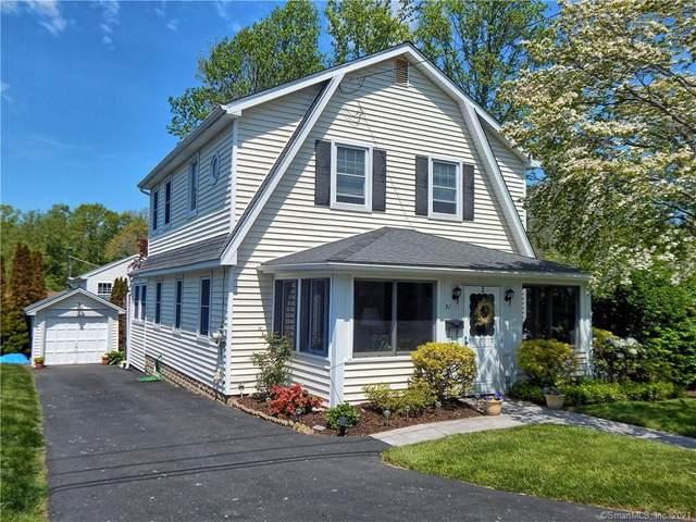 51 Terrace Road, Milford, CT 06460 (MLS #170402353) :: Tim Dent Real Estate Group