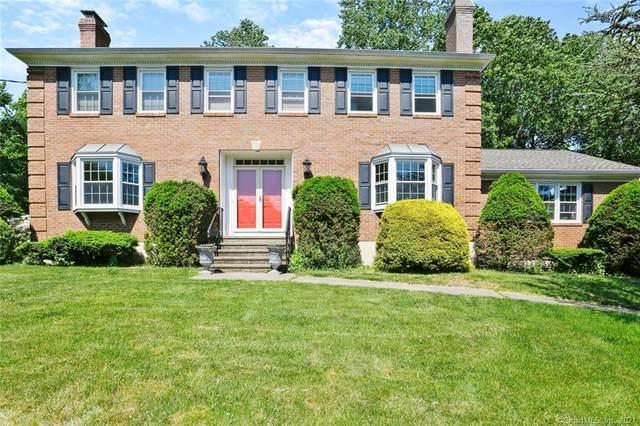 84 Wedgewood Road, Trumbull, CT 06611 (MLS #170402405) :: Spectrum Real Estate Consultants
