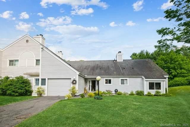 1 Woodbury Place #1, Woodbury, CT 06798 (MLS #170402466) :: Tim Dent Real Estate Group