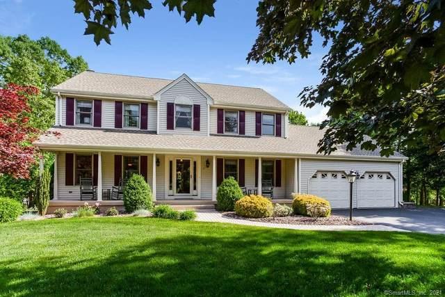 17 Ketchbrook Lane, Ellington, CT 06029 (MLS #170402501) :: NRG Real Estate Services, Inc.