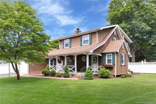 81 Holmes Avenue, Darien, CT 06820 (MLS #170402547) :: Michael & Associates Premium Properties | MAPP TEAM