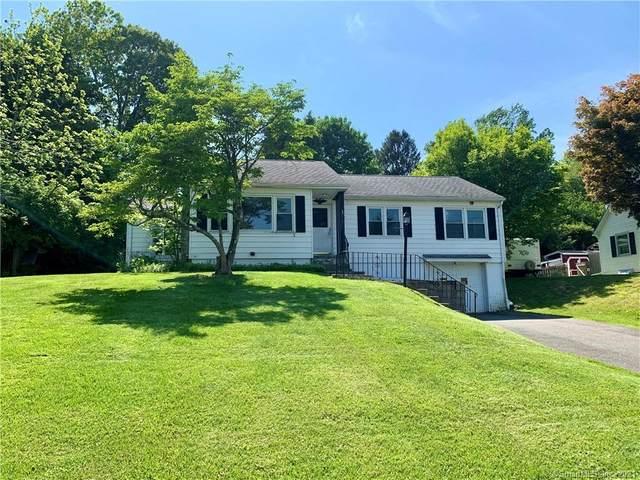 6 Meadowbrook Road, Danbury, CT 06811 (MLS #170402658) :: Tim Dent Real Estate Group