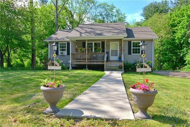 41 Gendreau Drive, Killingly, CT 06241 (MLS #170402795) :: Spectrum Real Estate Consultants