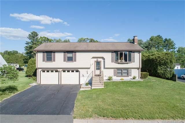 45 Spruceland Road, Enfield, CT 06082 (MLS #170402861) :: Tim Dent Real Estate Group