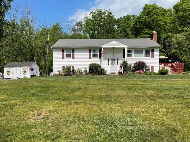 17 Ridge Road, Bethel, CT 06801 (MLS #170402923) :: GEN Next Real Estate