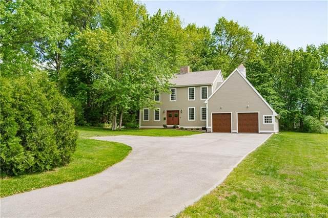 19 Jordan Lane, Wethersfield, CT 06109 (MLS #170402983) :: Michael & Associates Premium Properties   MAPP TEAM