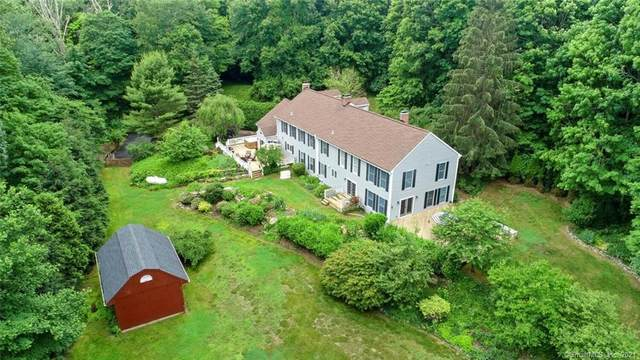 640 Nod Hill Road, Wilton, CT 06897 (MLS #170403027) :: Spectrum Real Estate Consultants