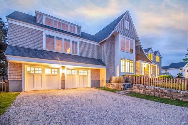15 Island Way, Westport, CT 06880 (MLS #170403031) :: Spectrum Real Estate Consultants