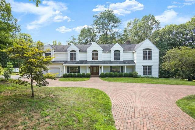 20 Hickory Lane, Ridgefield, CT 06877 (MLS #170403063) :: Tim Dent Real Estate Group
