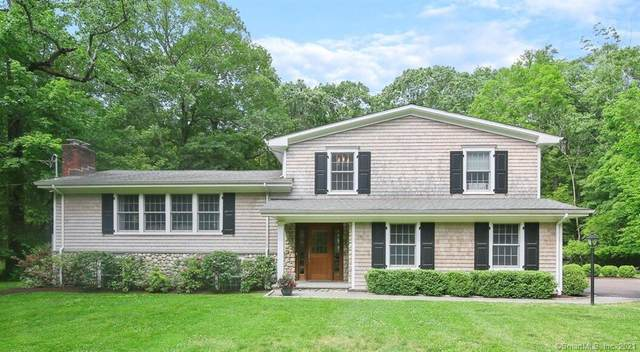 116 Woodbrook Drive, Stamford, CT 06907 (MLS #170403141) :: The Higgins Group - The CT Home Finder