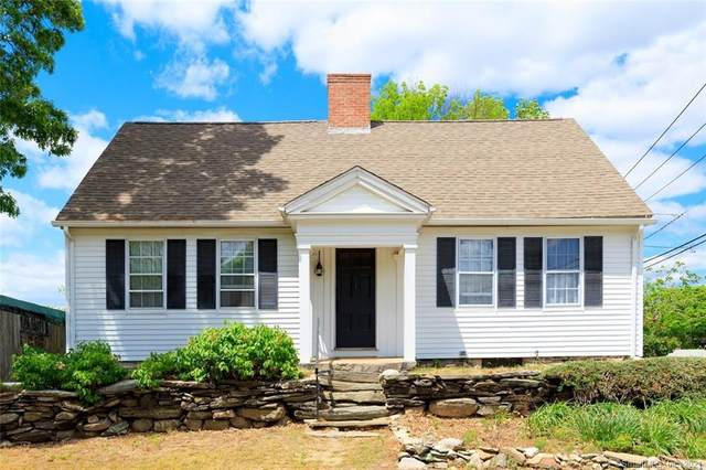 215 Tracy Road, Killingly, CT 06241 (MLS #170403205) :: Spectrum Real Estate Consultants