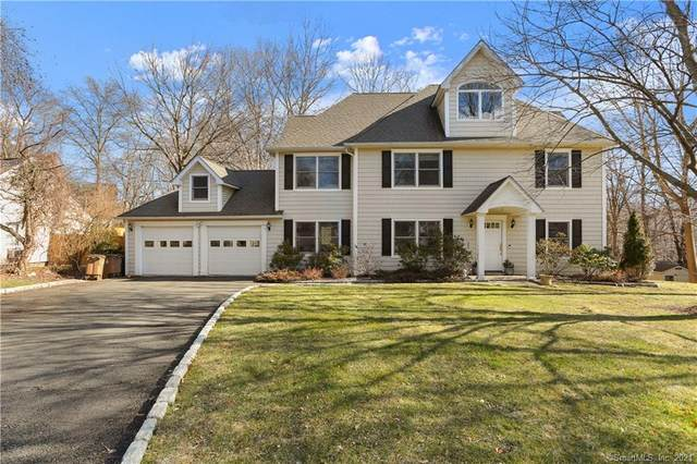 15 Long Hill Drive, Stamford, CT 06902 (MLS #170403212) :: The Higgins Group - The CT Home Finder