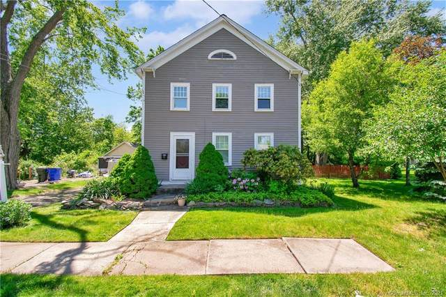 19 Harmund Place, Wethersfield, CT 06109 (MLS #170403295) :: Hergenrother Realty Group Connecticut