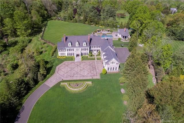 417 Ridgebury Road, Ridgefield, CT 06877 (MLS #170403302) :: The Higgins Group - The CT Home Finder