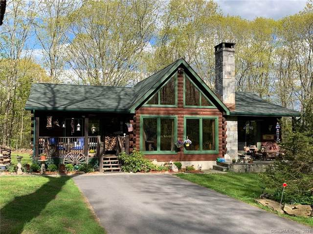 39 Woodland Road, Bethlehem, CT 06751 (MLS #170403326) :: Spectrum Real Estate Consultants