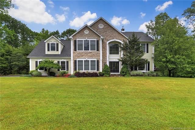 106 Vista View Drive, Southbury, CT 06488 (MLS #170403347) :: Team Feola & Lanzante | Keller Williams Trumbull