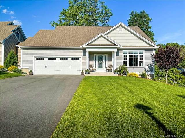 19 Jen Drive #19, Vernon, CT 06066 (MLS #170403353) :: Spectrum Real Estate Consultants