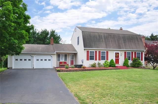 20 Scott Lane, Windsor, CT 06095 (MLS #170403360) :: NRG Real Estate Services, Inc.
