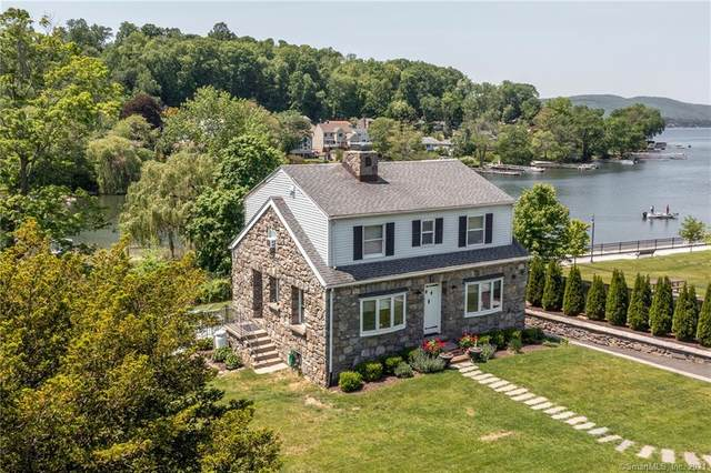 456 Candlewood Lake Road, Brookfield, CT 06804 (MLS #170403439) :: Spectrum Real Estate Consultants