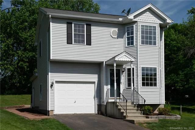 16 Pheasant Hill Drive #16, Enfield, CT 06082 (MLS #170403458) :: Michael & Associates Premium Properties   MAPP TEAM