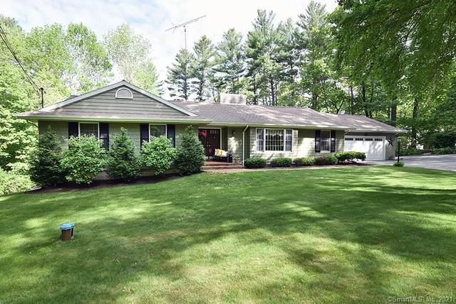 34 Munyan Road, Putnam, CT 06260 (MLS #170403515) :: Spectrum Real Estate Consultants