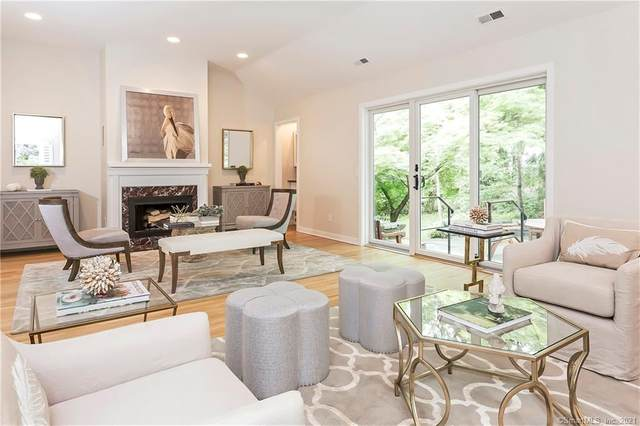 179 Heritage Hill Road #179, New Canaan, CT 06840 (MLS #170403524) :: The Higgins Group - The CT Home Finder