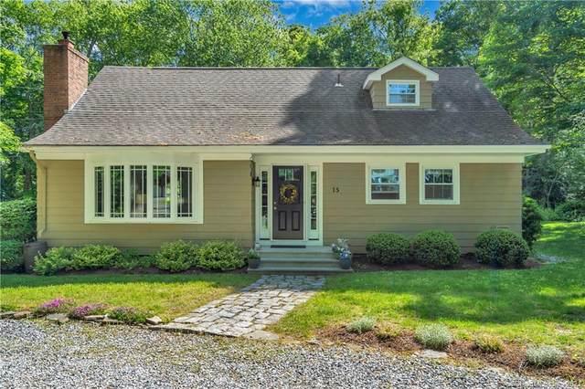 15 Ridge Road, Essex, CT 06409 (MLS #170403525) :: Michael & Associates Premium Properties   MAPP TEAM