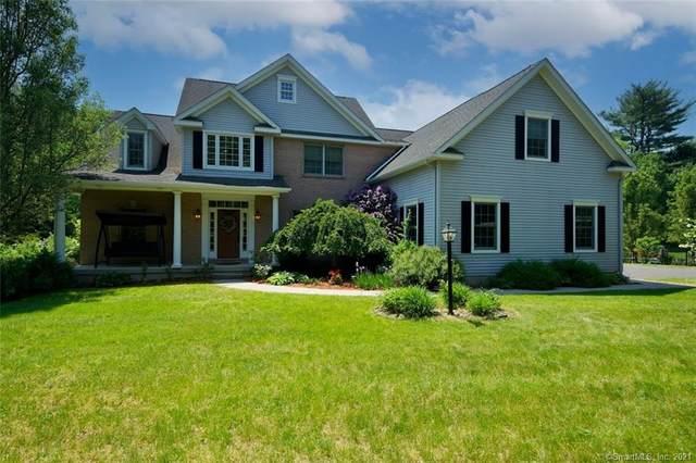3 Pembroke Drive, Suffield, CT 06093 (MLS #170403573) :: Spectrum Real Estate Consultants