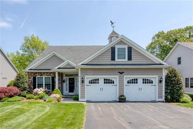 2 Crestview Drive #2, Middlefield, CT 06481 (MLS #170403586) :: Spectrum Real Estate Consultants