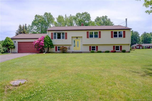 25 Susan Drive, Suffield, CT 06078 (MLS #170403614) :: Next Level Group