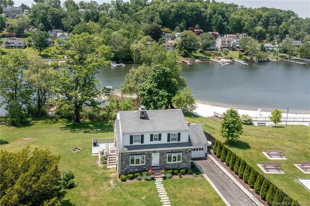 454/456 Candlewood Lake Road, Brookfield, CT 06804 (MLS #170403682) :: Spectrum Real Estate Consultants
