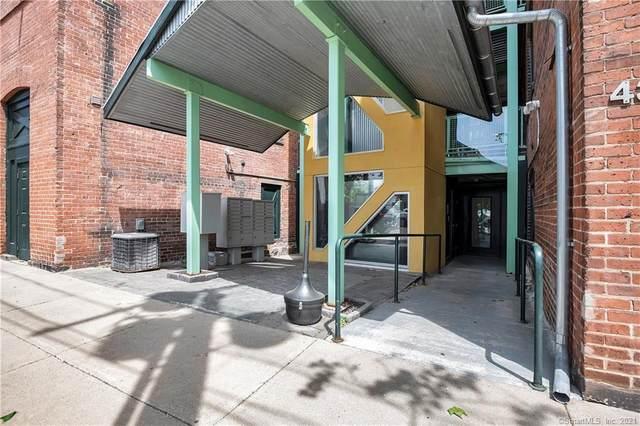 43 Chestnut Street #203, New Haven, CT 06511 (MLS #170403752) :: Michael & Associates Premium Properties | MAPP TEAM