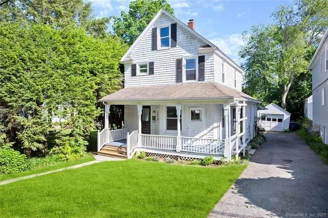 19 Tremont Street, Greenwich, CT 06807 (MLS #170403754) :: Spectrum Real Estate Consultants