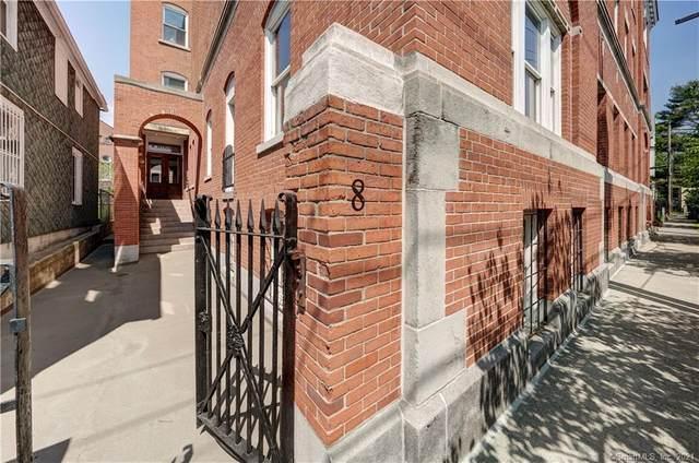 8 Hughes Place 1E, New Haven, CT 06511 (MLS #170403775) :: Michael & Associates Premium Properties | MAPP TEAM