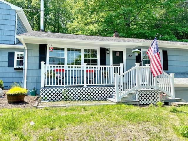 22 Dana Road, Danbury, CT 06811 (MLS #170403797) :: Spectrum Real Estate Consultants