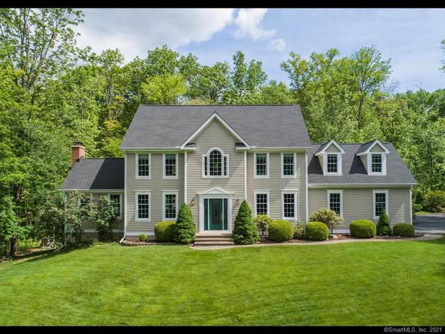 18 Thronebrook Road, Granby, CT 06090 (MLS #170403817) :: Next Level Group
