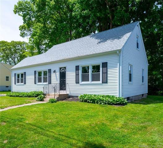 46 Forest Street, Waterford, CT 06385 (MLS #170403825) :: Spectrum Real Estate Consultants