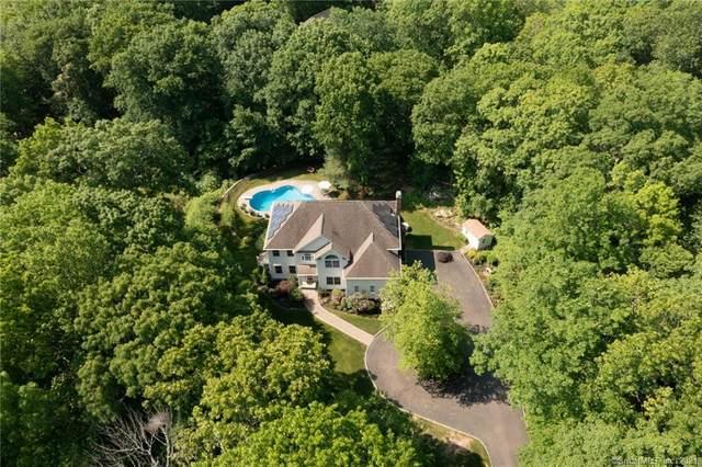 45 Aspen Lane, Monroe, CT 06468 (MLS #170403886) :: Spectrum Real Estate Consultants