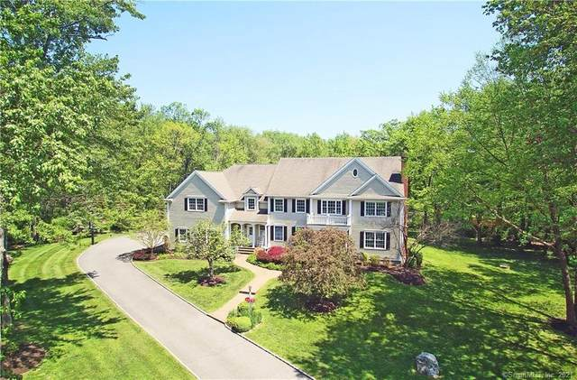 6 Keeler Court, Ridgefield, CT 06877 (MLS #170403904) :: The Higgins Group - The CT Home Finder