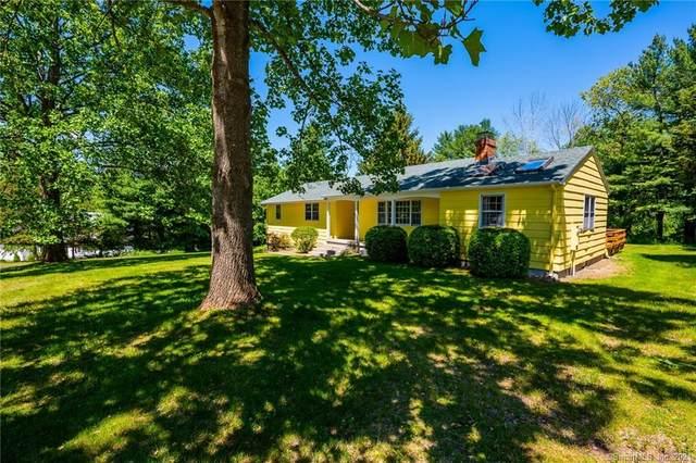 8 Warwick Terrace, Waterford, CT 06385 (MLS #170404001) :: Tim Dent Real Estate Group