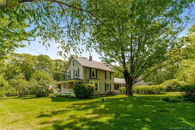 467 Winchester Road, Winchester, CT 06098 (MLS #170404070) :: Michael & Associates Premium Properties | MAPP TEAM