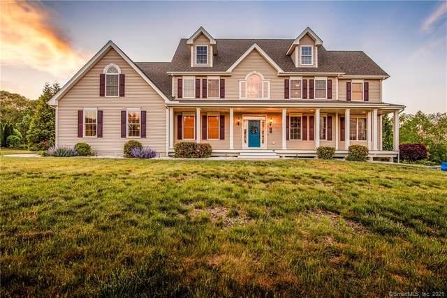 44 Ridgeview Way, Ellington, CT 06029 (MLS #170404108) :: NRG Real Estate Services, Inc.