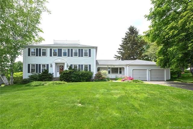 402 Hang Dog Lane, Wethersfield, CT 06109 (MLS #170404189) :: Spectrum Real Estate Consultants