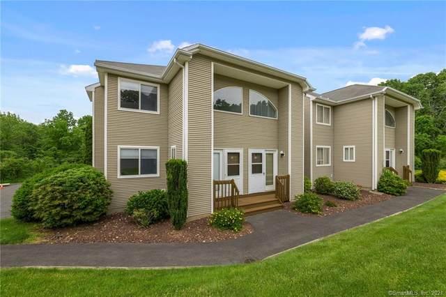 80 Country Lane #61, Vernon, CT 06066 (MLS #170404231) :: Spectrum Real Estate Consultants