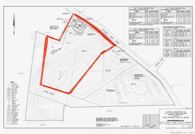 515 Cutlers Farm Road, Monroe, CT 06468 (MLS #170404244) :: Spectrum Real Estate Consultants